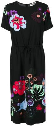 DAY Birger et Mikkelsen Essentiel Antwerp Run gathered waist floral dress