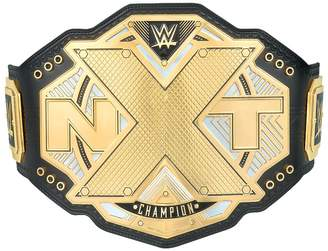 WWE Authentic Wear NXT Championship Replica Title Belt