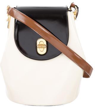 MoschinoMoschino Boxcalf Crossbody Bag