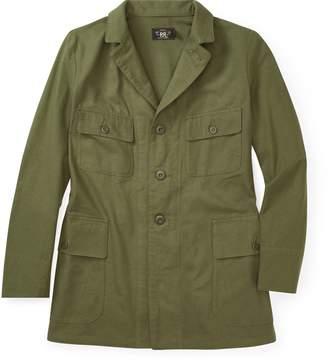 Ralph Lauren Cotton Dobby Jacket