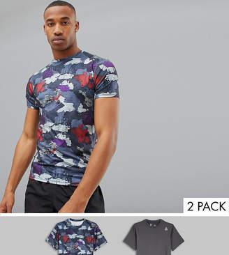 Reebok two pack t shirt