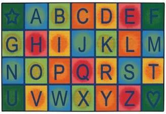 Kids Value Rugs Simple Alphabet Blocks Kids Rug Kids Value Rugs