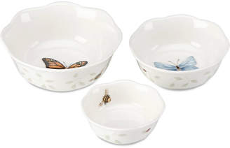 Lenox Butterfly Meadow Prep Bowl Set