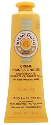Roger & Gallet Roger Gallet Sublime Hand & Nail Cream - 30ml/1oz