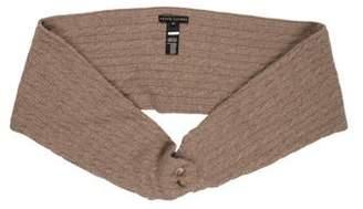 Ralph Lauren Black Label Cashmere Knit Scarf