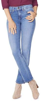 NYDJ Marilyn Straight Jeans in Rhodes