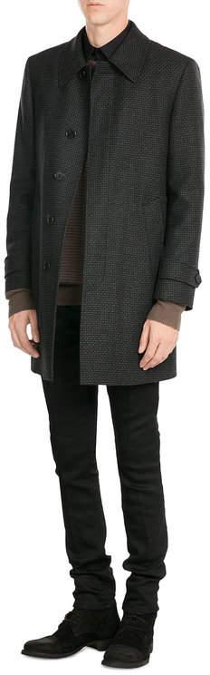 BaldessariniBaldessarini Wool Coat with Cashmere