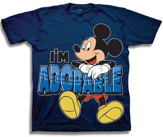 Mickey Mouse Short Sleeve Boys Graphic T-Shirt (Toddler Boys)