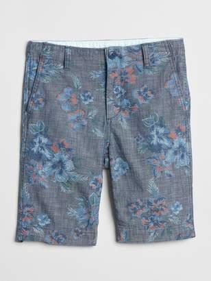Gap Print Everyday Shorts