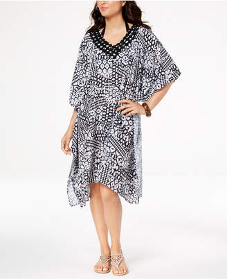 Gottex Profile By Printed Caftan Cover-Up