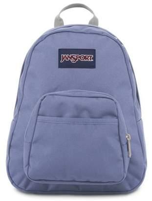 JanSport Half Pint Bleached Denim Mini Backpack