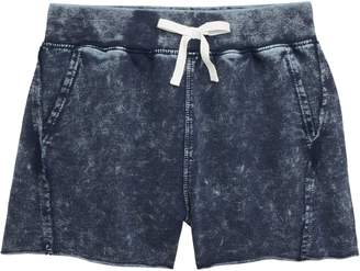 Splendid Mineral Wash French Terry Shorts