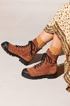Sigerson Morrison Irene Lace Up Boot