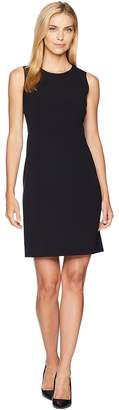 Anne Klein Sheath Dress w/ Yoke Women's Dress