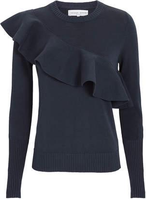 Apiece Apart Sterre Ruffle Sweater