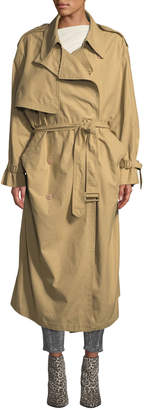 STYLEKEEPERS Go See Trench Coat