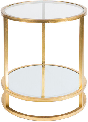 Surya Ascot Accent Table