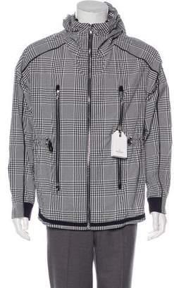 Moncler Gamme Bleu Zip-Front Safari Jacket w/ Tags