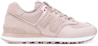 New Balance classic lace-up sneakers