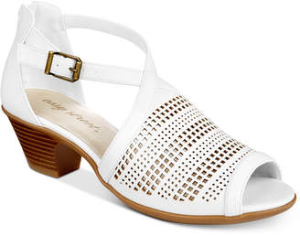 Easy Street Shoes Anita Sandals Women's Shoes
