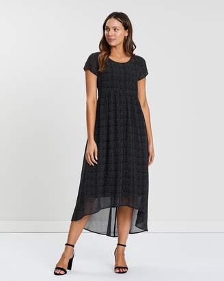 Privilege Alice Midi Length Dress