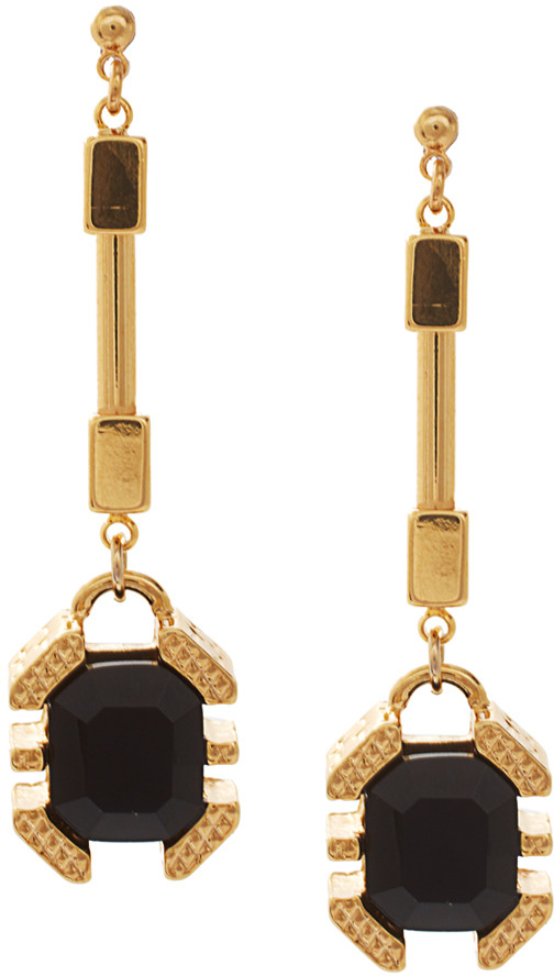 Whistles Taylor Statement Earrings