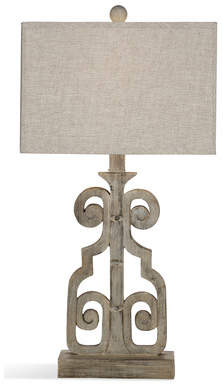 One Allium Way Maisons 30 Table Lamp