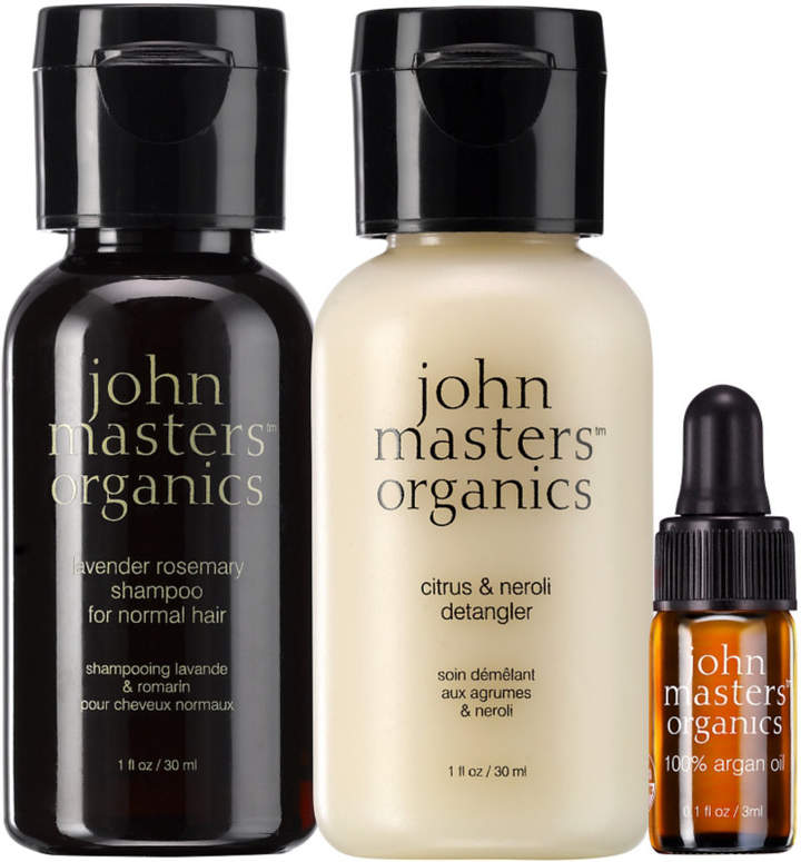 John Masters Organics Super Natural Sample Collection