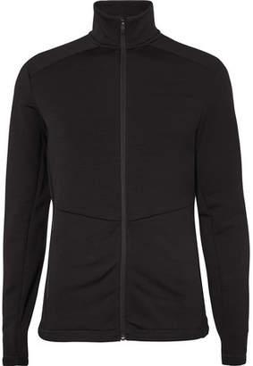 Peak Performance Helo Fleece-Back Jersey Jacket