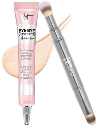 It Cosmetics Bye Bye Under Eye Illumination with Brush