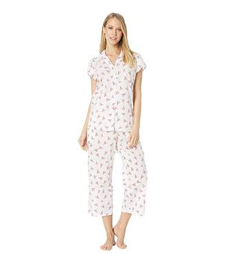 The Cat's Pajamas Lobster Capris Pajama Set