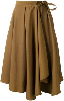 Lemaire A-line skirt