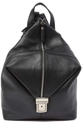 Persaman New York Monalisa Leather Backpack