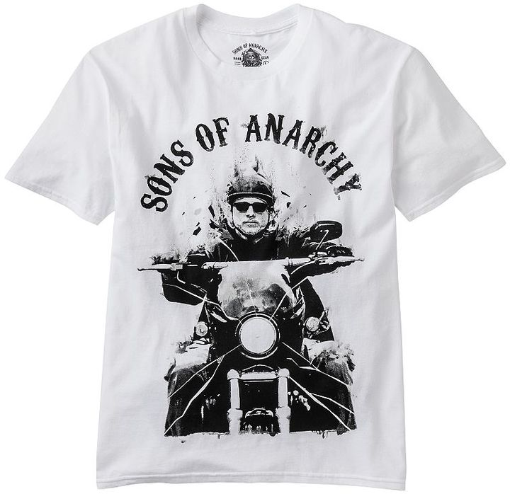 Sons of anarchy tee - men
