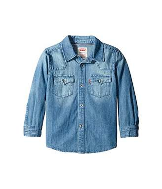 Levi's Kids Barstow Western Shirt (Toddler)