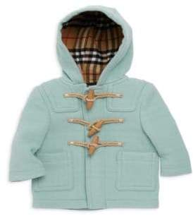 Burberry Baby Girl's& Little Girl's Brogan Wool Duffel Coat