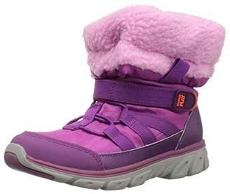 Stride Rite Girls' M2P Sneaker Snoot Snow Boot