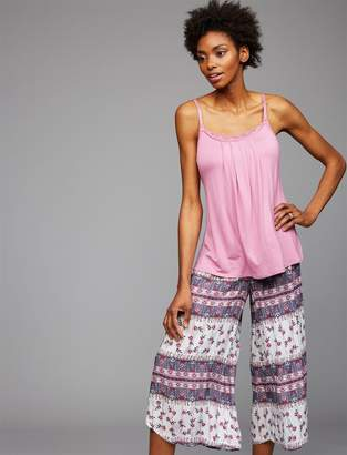 A Pea in the Pod Cropped Maternity Sleep Pant