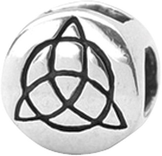 Celtic Prerogatives Sterling Trinity Bead