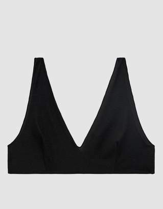 Base Range Baserange Pam Sheer Bra in Black