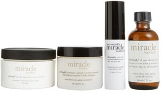 Philosophy 'Anti-Wrinkle Miracle Worker' Award-Winning Miraculous Collection $84 thestylecure.com