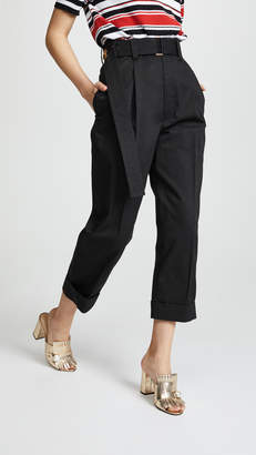 Marc Jacobs (マーク ジェイコブス) - Marc Jacobs Wide Leg Pants with Belt