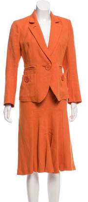 Sonia Rykiel Knit Knee-Length Skirt Set