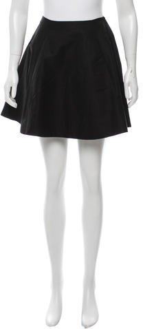 Kate Spade New York Flared Mini Skirt w/ Tags