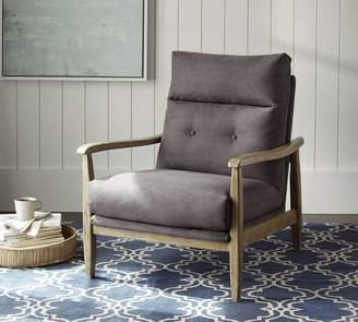 Pottery Barn Campbell Upholstered Armchair