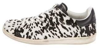 Etoile Isabel Marant Ponyhair Sneakers