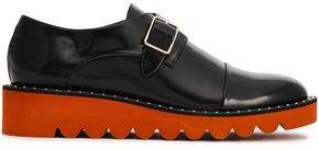 Stella McCartney Bristol Studded Faux Leather Loafers