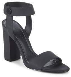KENDALL + KYLIE Ankle-Strap Block Heel Sandals
