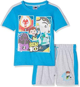 Ben 10 Cartoon Network Boy's Monster Clothing Set