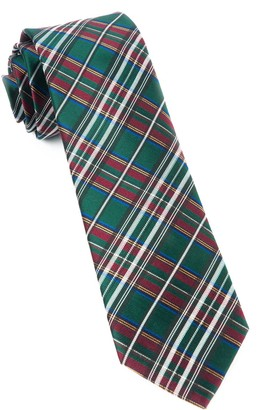 The Tie Bar White Christmas Plaid
